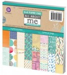 Papier Prima 15,2x15,2 a'48ark ALL ABOUT ME 970901