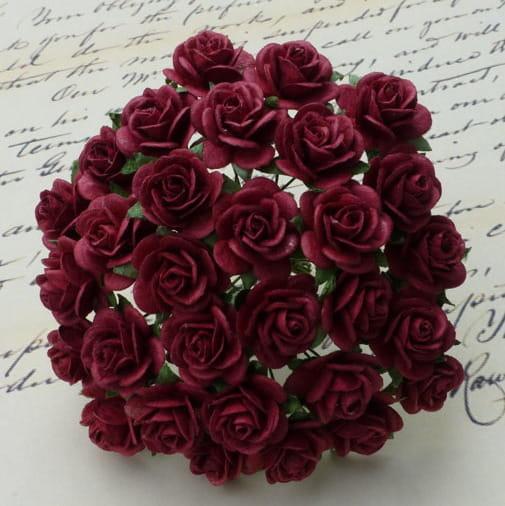 http://www.odadozet.sklep.pl/pl/p/Kwiatki-WOC-ROZE-OPEN-burgundy-003-10mm-10szt/8548