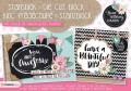BLOK KREATYWNY STUDIO LIGHT A5 Hand Lettering Cards