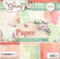 PAPIER SCRAP SL 15*15 170G A'36ARK PPSS75 So Spring