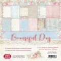 PAPIER SCRAP C&Y 30,5*30,5 A'12ARK BEAUTIFUL DAY