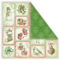 Papier UHK 30x30 CHRISTMAS IN AVONLEA - PRESENTS