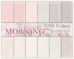 PAPIER SCRAP UHK 30,5*30,5 MISTY MORNING A'6SZT