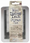 DISTRESS INK MINI PAD STORAGE TIN TDA42013