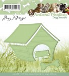 WYKROJNIK AMY ADD10022 DOG HOUSE BUDA DLA PSA