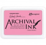 Archival Ink Pad Pink Peony