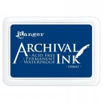 Archival Ink Pad Cobalt