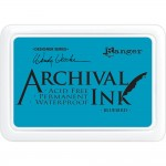 Archival Ink Pad Bluebird