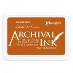 Archival Ink Pad Orange Blossom