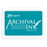 Archival Ink Pad Paradise Teal