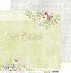 Papier scrap Craft O'Clock 30,5*30,5 Lovely Princess 02