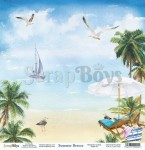 Papier ScrapBoys 30,5x30,5 Summer Breeze 01