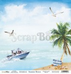 Papier ScrapBoys 30,5x30,5 Summer Breeze 03