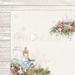Papier scrap LemonCraft 30,5*30,5 This Christmas 01