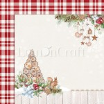 Papier scrap LemonCraft 30,5*30,5 This Christmas 05
