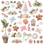 Papier scrap LemonCraft 30,5*30,5 This Christmas 07