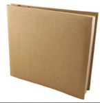 "ALBUM SCRAP VC 12""*12"" MEMORY BOOK 1205-34 KRAFT"