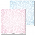 PAPIER SCRAP LL 30,5*30,5 PINK AND BLUE JOY (Nowe Kolory) 04