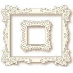 Wykrojnik WRS SD037 ANTIQUE ART FRAMES / 2 RAMKI