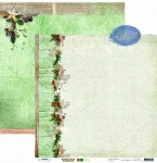 PAPIER SCRAP SL 30,5*30,5 WOODLAND WINTER 02