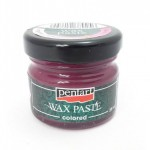 PASTA WOSKOWA PENTART WAX PASTE 20ML MAGENTA