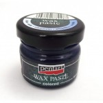 PASTA WOSKOWA PENTART WAX PASTE 20ML METALLIC BLUE