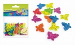 EL. Z DREW. CRAFT-FUN MOTYLE AŻUR. A'25SZT 339055