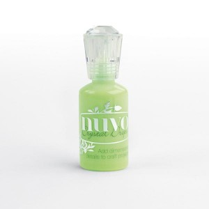 FARBA 3D NUVO CRYSTAL DROPS GLOSS 669N APPLE GREEN