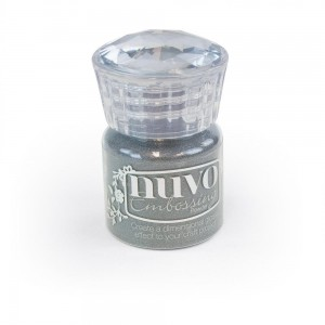 PUDER DO EMBOSSINGU NUVO 601N CLASSIC SILVER