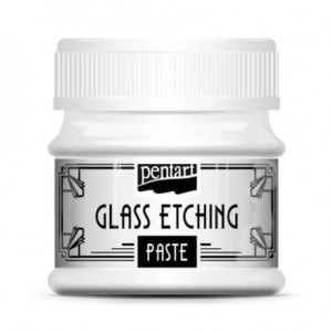 PASTA TRAWIĄCA PENTART GLASS ETCHING PASTE 50ML