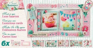 BLOK KREATYWNY STUDIO LIGHT 15*15 Sweet Romance