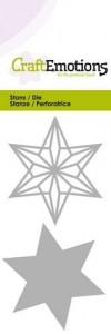 WYKROJNIK C.E.115633/0226 WIRE SHAPE STAR