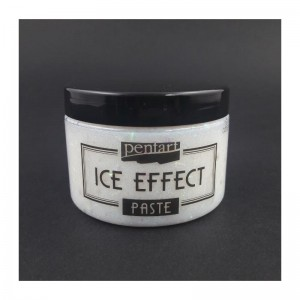 PASTA PENTART EFEKT LODU 150ML  Ice Effect Paste