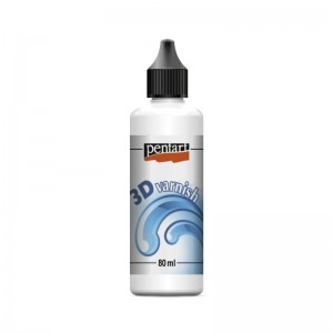 LAKIER PENTART 3D 80ML 3D varnish