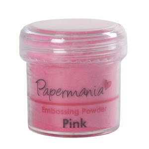 PUDER DO EMBOSSINGU PAPERMANIA PMA 4021001 PINK