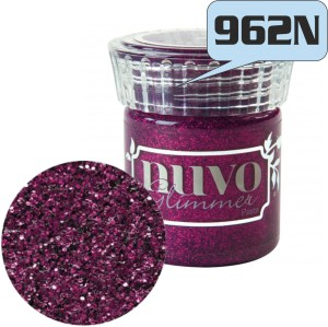 PASTA NUVO BROKATOWA 50ML 962N PLUM SPINEL
