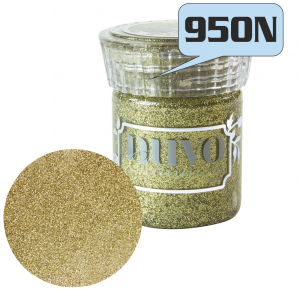 PASTA NUVO BROKATOWA 50ML 950N GOLDEN CRYSTAL