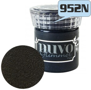 PASTA NUVO BROKATOWA 50ML 952N BLACK DIAMOND