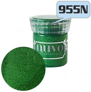 PASTA NUVO BROKATOWA 50ML 955N EMERALD GREEN