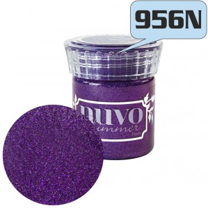 PASTA NUVO BROKATOWA 50ML 956N AMETHYST PURPLE
