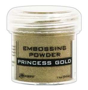 Puder do embossingu RANGER Embossing Powder 34ml EPJ37477 PRINCESS GOLD