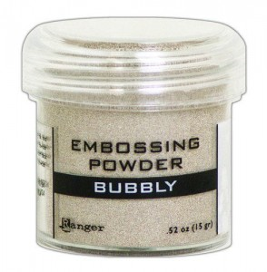Puder do embossingu RANGER Embossing Powder 34ml EPJ66859 BUBBLY Metallic
