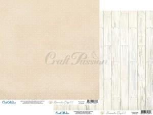 PAPIER SCRAP Craft Passion 30,5*30,5 ROMANTIC DAY 03