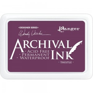 Archival Ink Pad Thistle