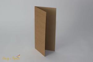 Baza Rzeczy z Papieru do kartki DL Kraft