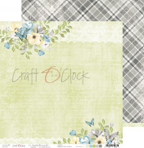 Papier scrap Craft O'Clock 30,5*30,5 Lovely Prince 02