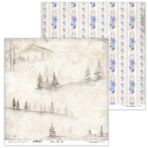 Papier scrap Lexi design 30,5*30,5 Winter Tales 05
