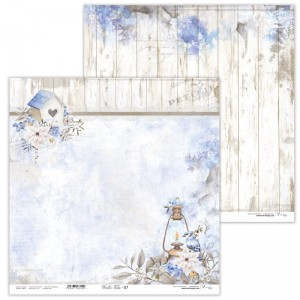 Papier scrap Lexi design 30,5*30,5 Winter Tales 07