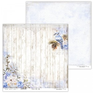 Papier scrap Lexi design 30,5*30,5 Winter Tales 09