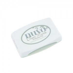 TUSZ DO EMBOSSINGU NUVO PAD 101N Clear Mark